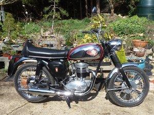 BSA C15 250cc