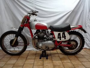 1955 BSA TRIBSA, TRIUMPH 650 EURO 7000 For Sale