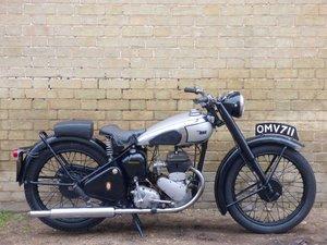 1947 BSA C10 250cc SOLD