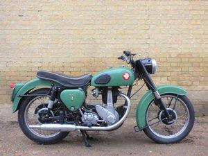 1958 BSA B31 350cc