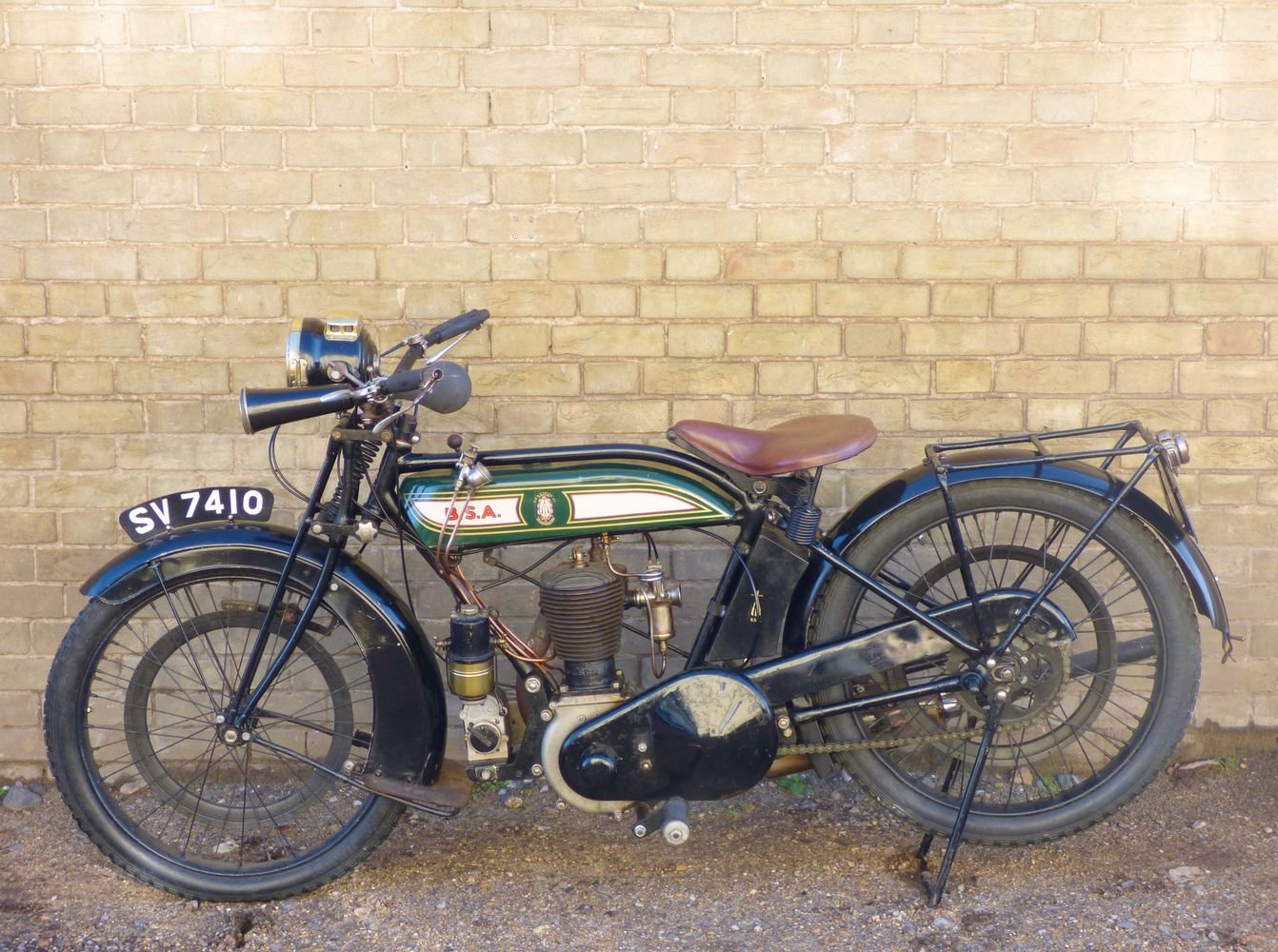 1925 BSA S25 500cc For Sale (picture 2 of 6)