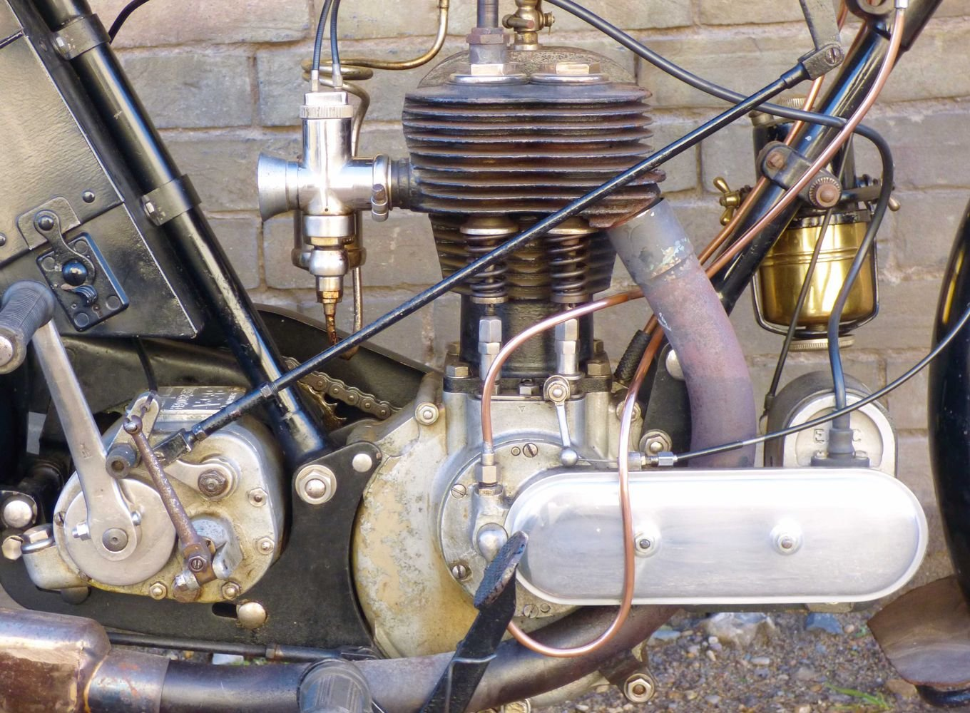 1925 BSA S25 500cc For Sale (picture 3 of 6)