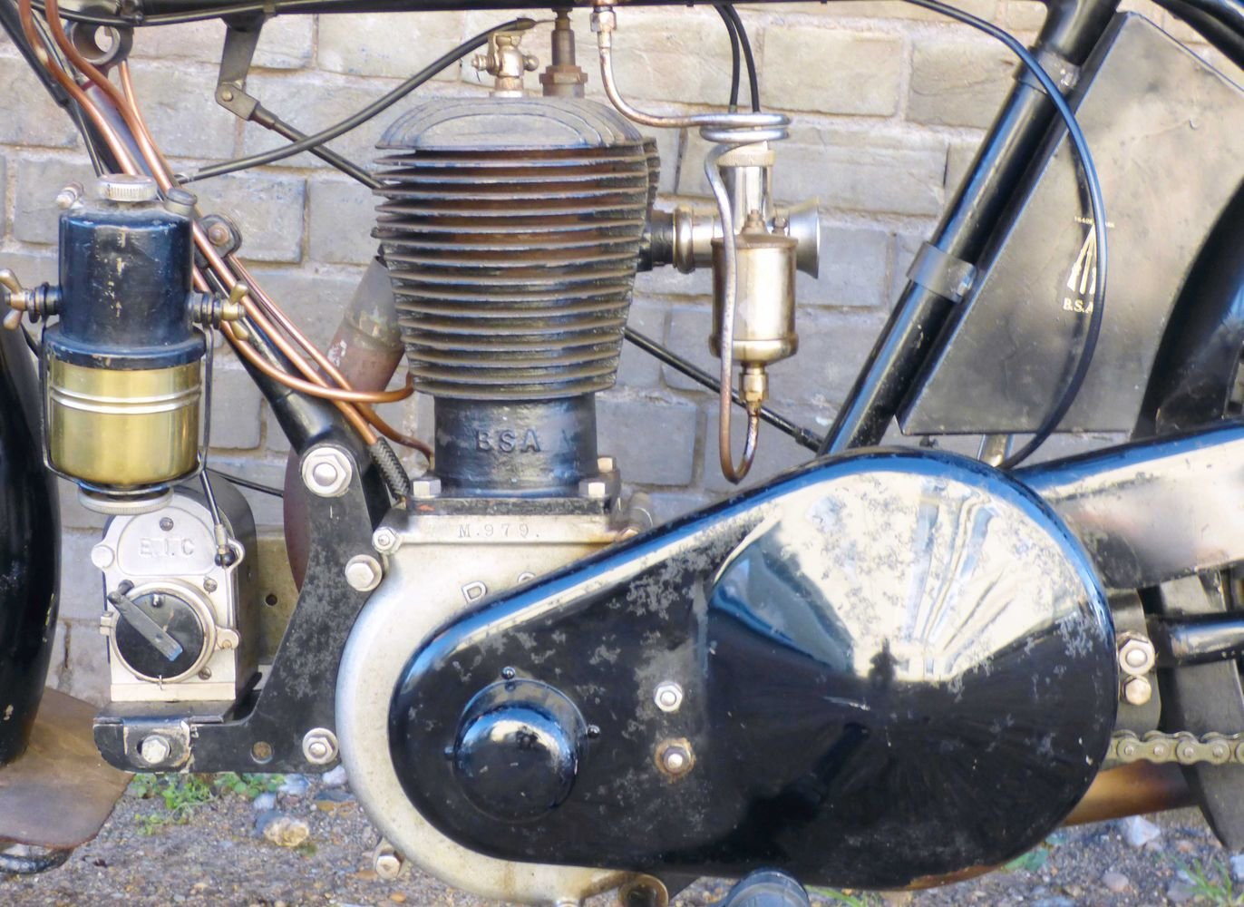 1925 BSA S25 500cc For Sale (picture 4 of 6)