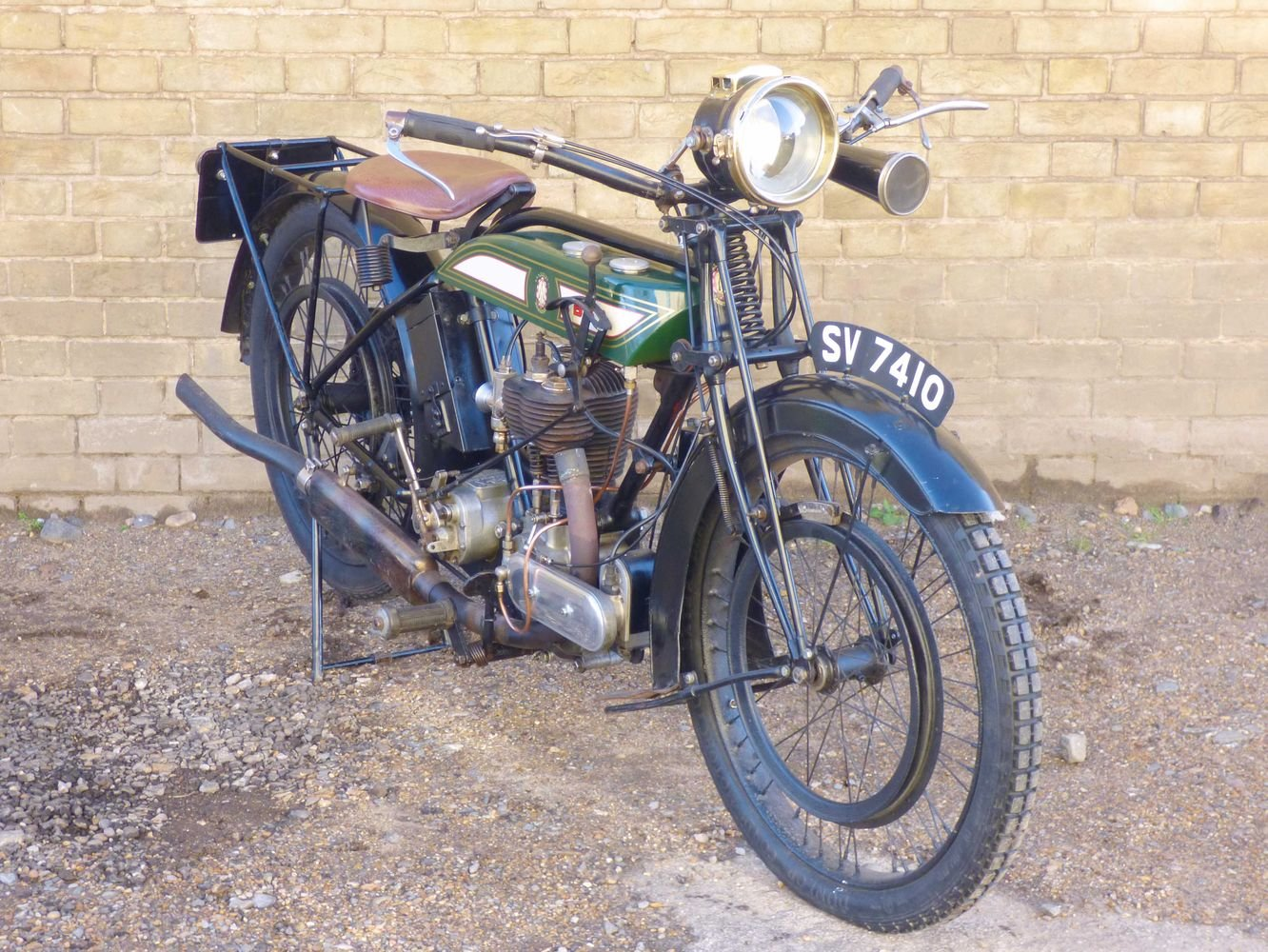1925 BSA S25 500cc For Sale (picture 6 of 6)