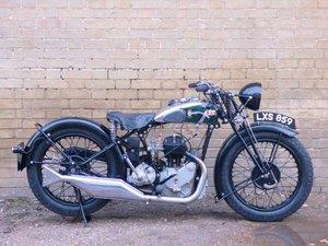1932 BSA Model W6 500cc