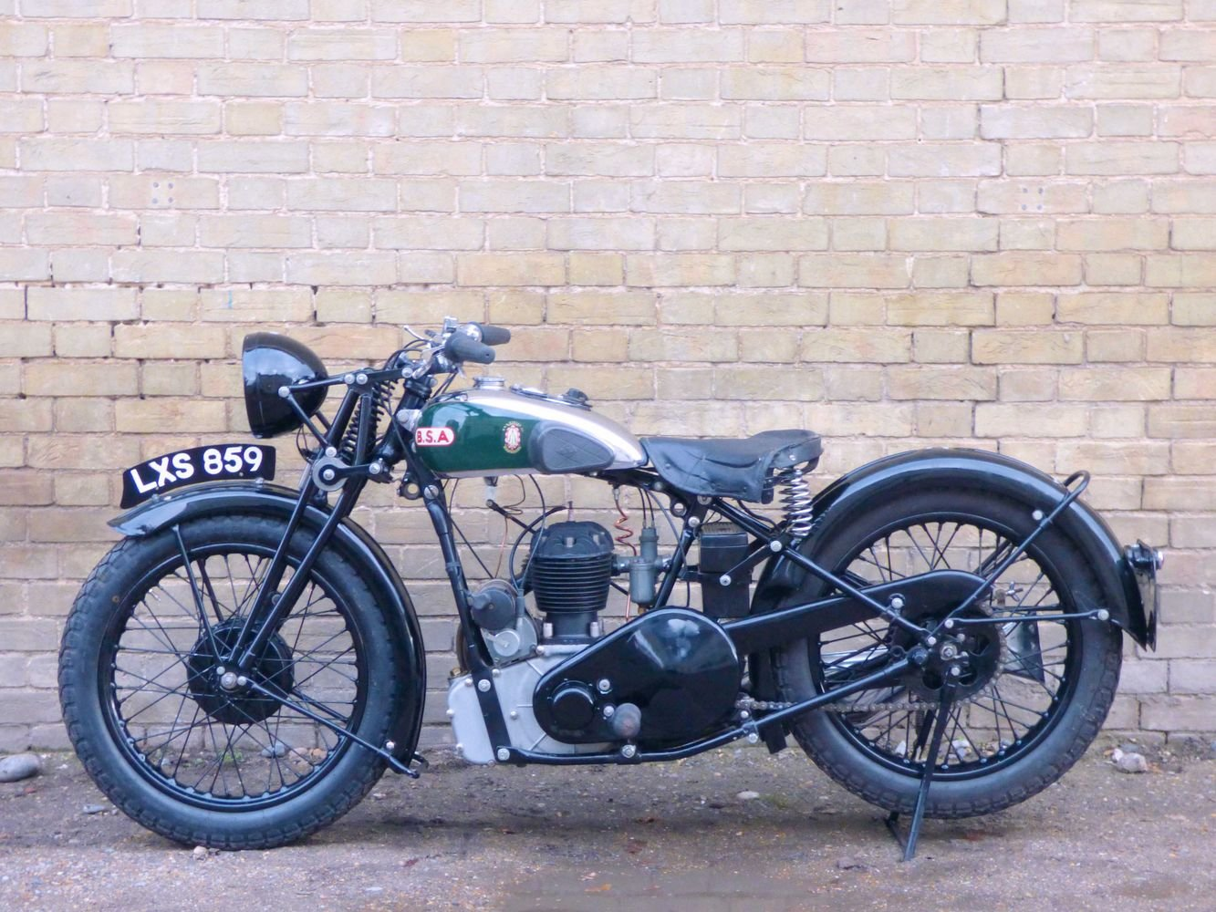 1932 BSA Model W6 500cc SOLD (picture 2 of 6)