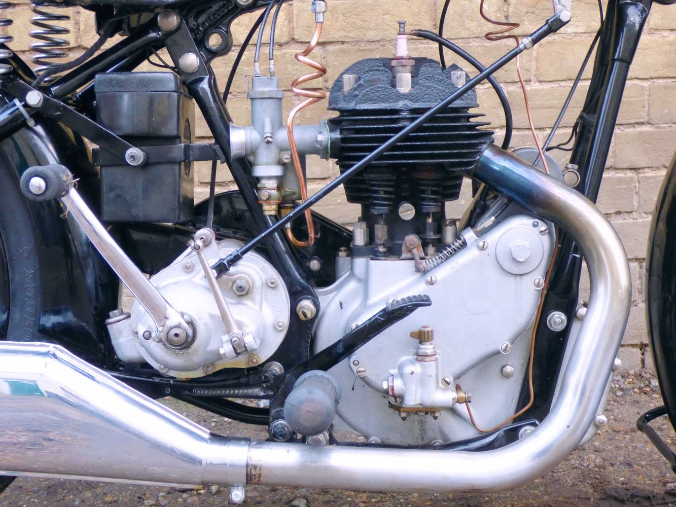 1932 BSA Model W6 500cc SOLD (picture 3 of 6)