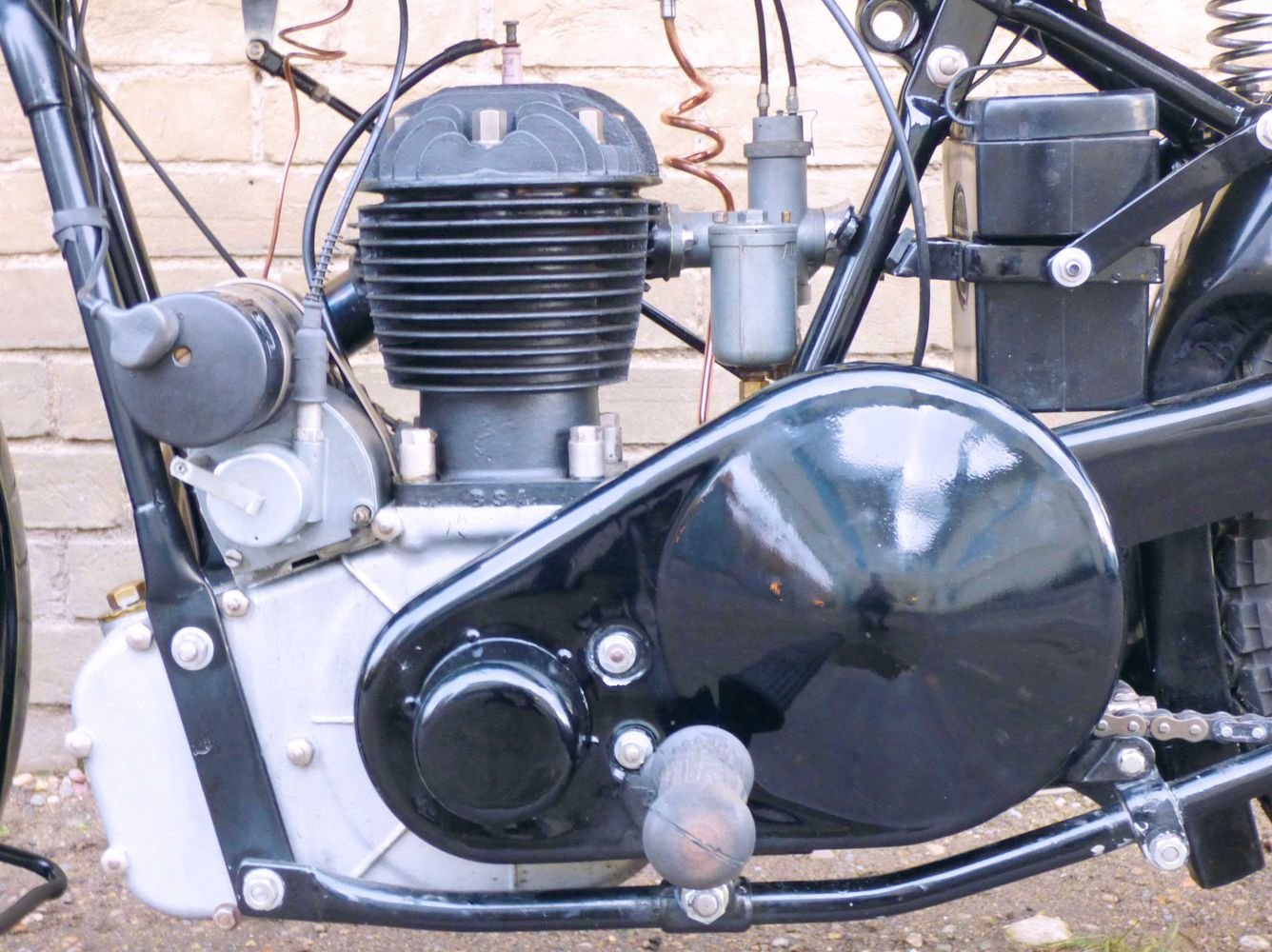 1932 BSA Model W6 500cc SOLD (picture 4 of 6)