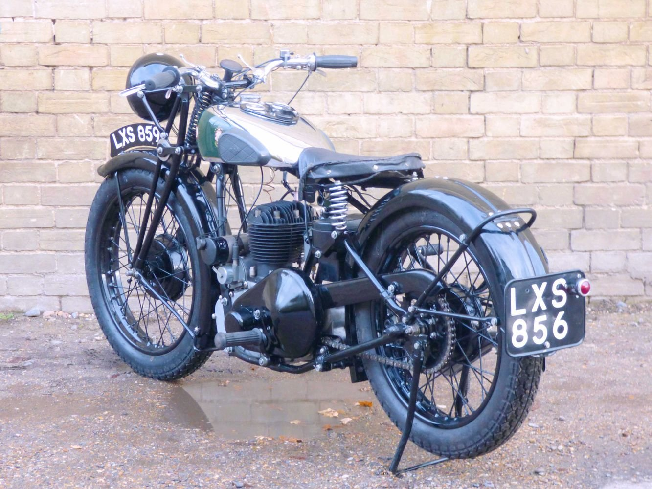 1932 BSA Model W6 500cc SOLD (picture 5 of 6)