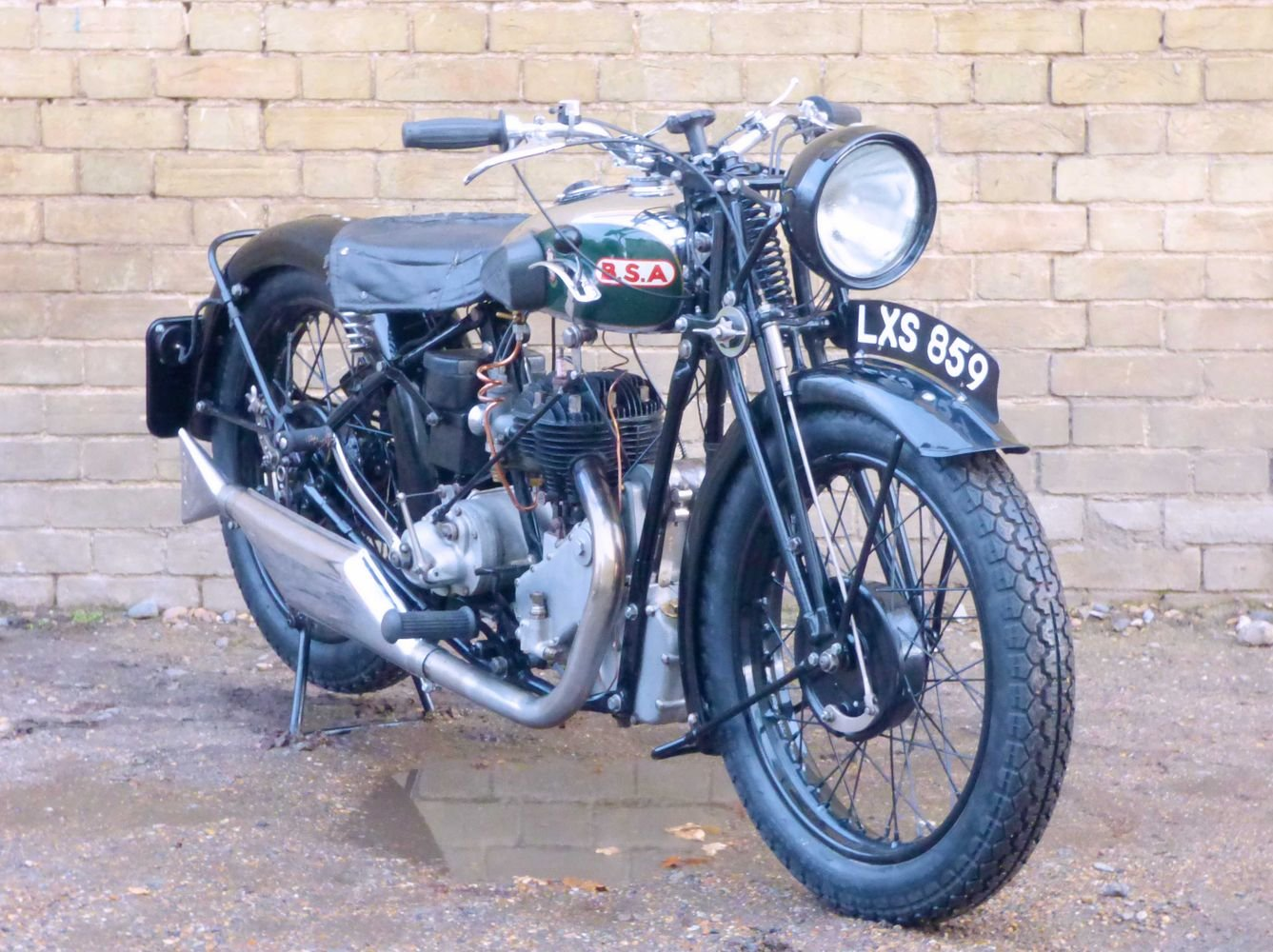 1932 BSA Model W6 500cc SOLD (picture 6 of 6)