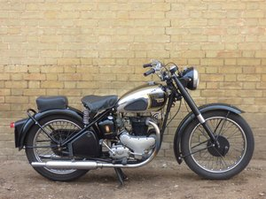 1948 BSA A7 500cc For Sale