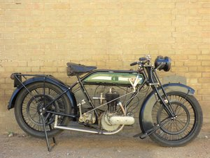 1926 BSA H26 557cc For Sale