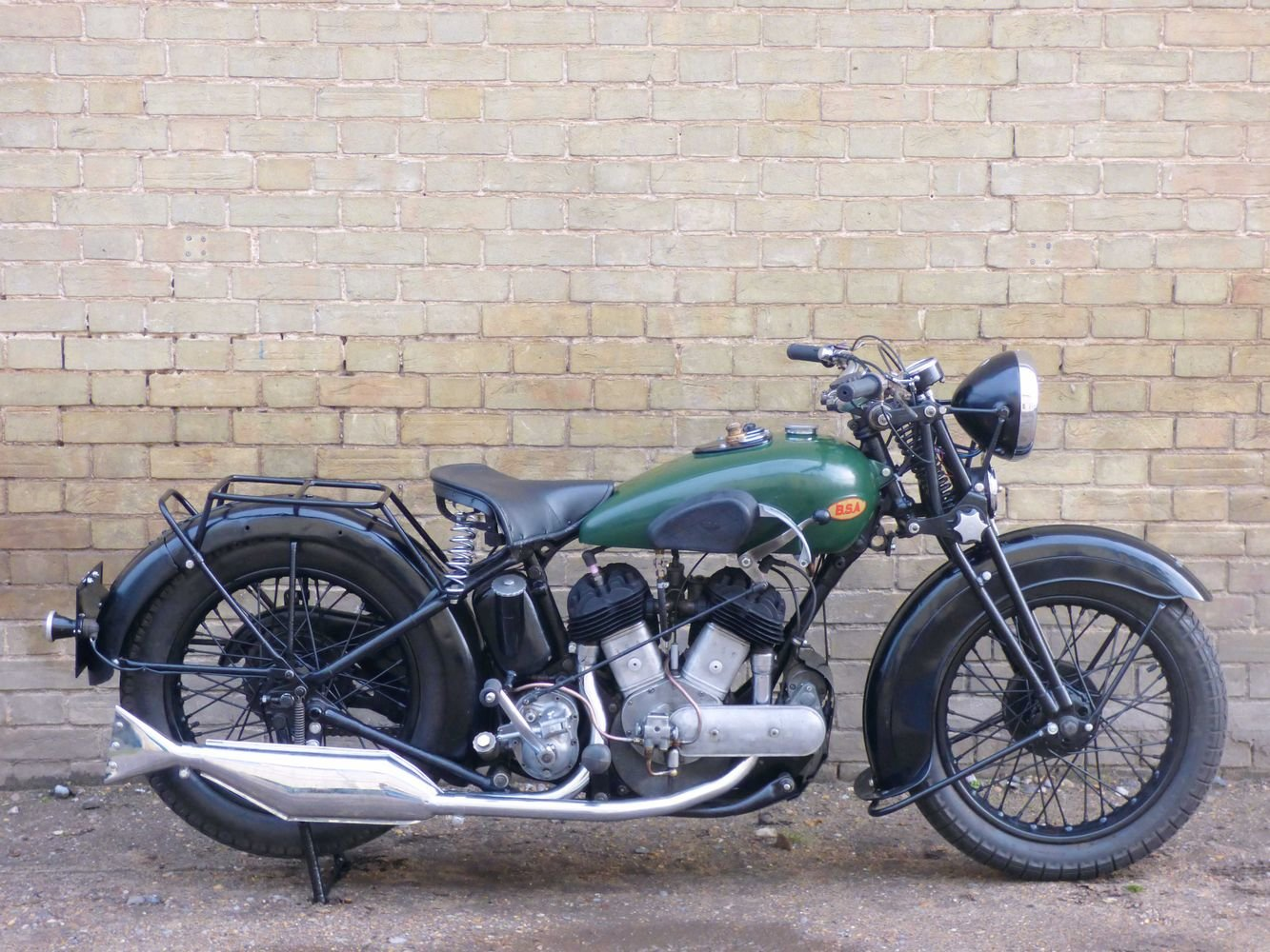1937 BSA G14 1000cc For Sale (picture 1 of 6)