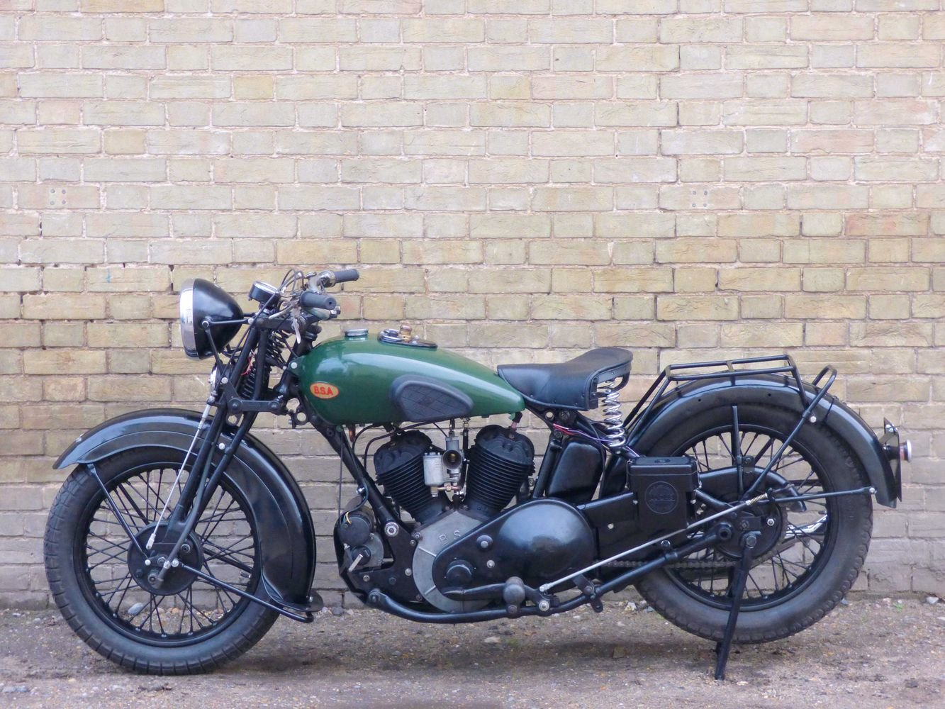 1937 BSA G14 1000cc For Sale (picture 2 of 6)