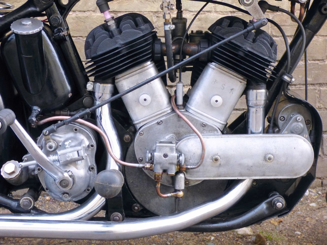 1937 BSA G14 1000cc For Sale (picture 3 of 6)