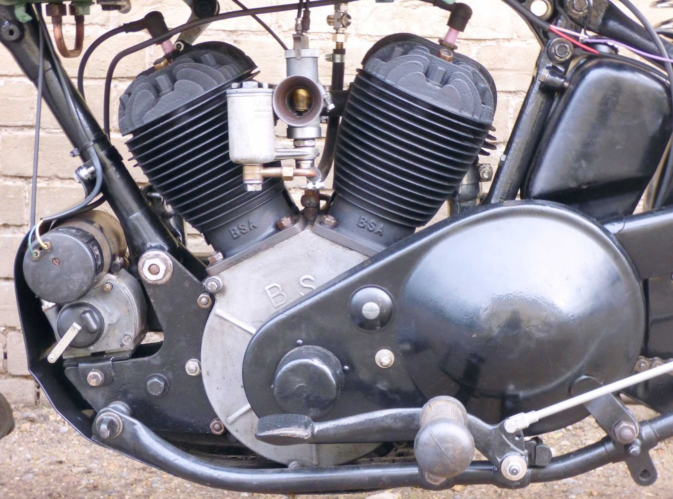 1937 BSA G14 1000cc For Sale (picture 4 of 6)