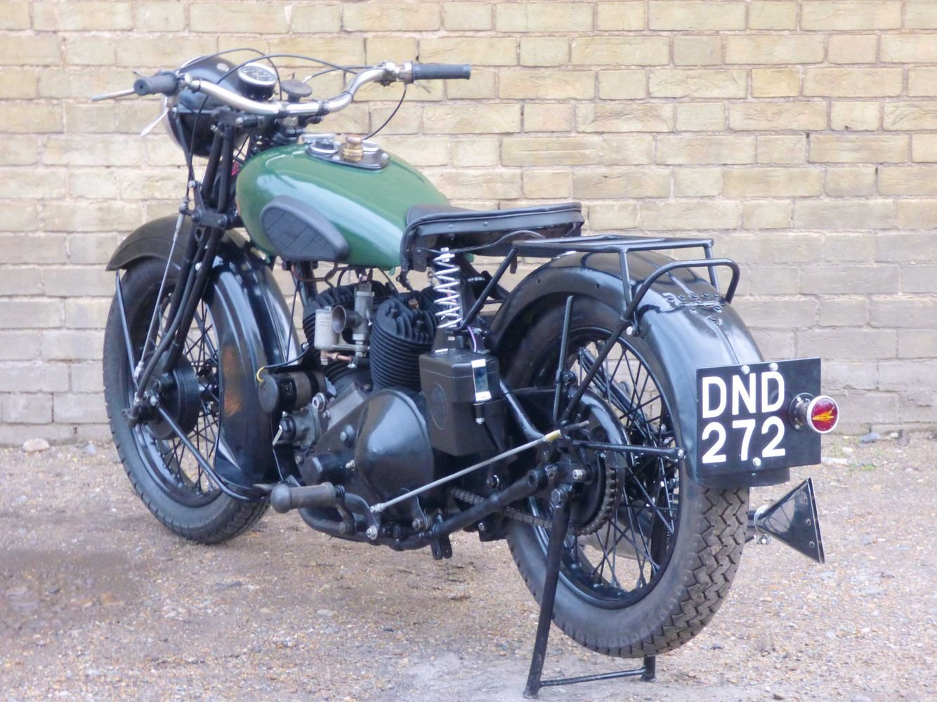 1937 BSA G14 1000cc For Sale (picture 5 of 6)