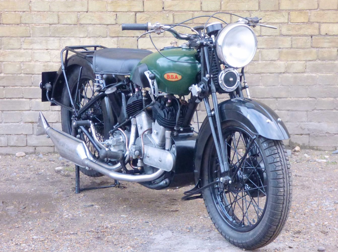 1937 BSA G14 1000cc For Sale (picture 6 of 6)