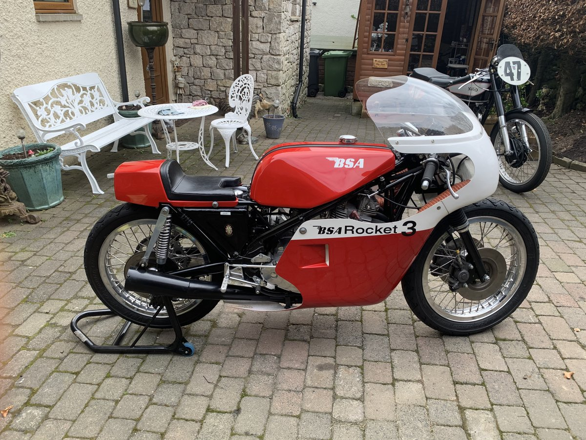 1979 BSA Rob north rocket 3 For Sale (picture 1 of 5)