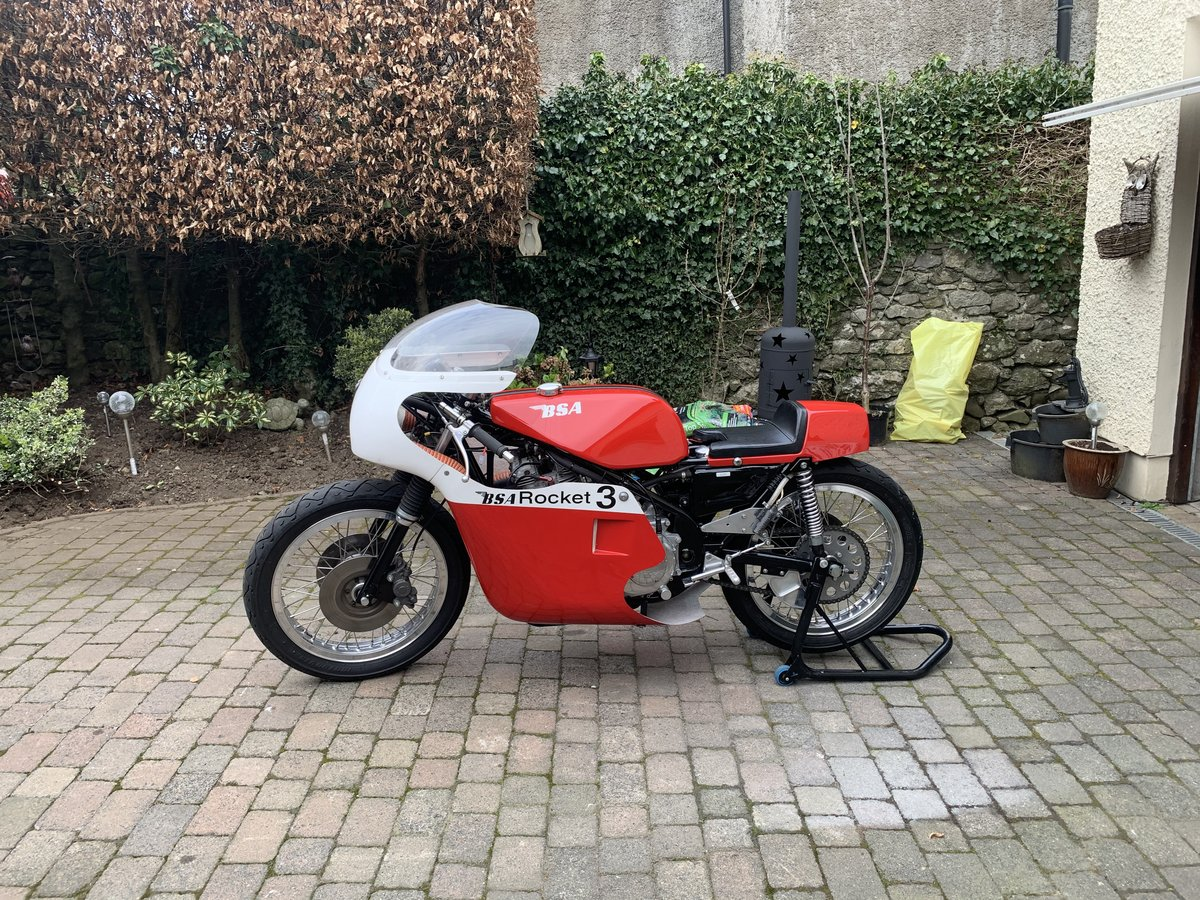 1979 BSA Rob north rocket 3 For Sale (picture 2 of 5)