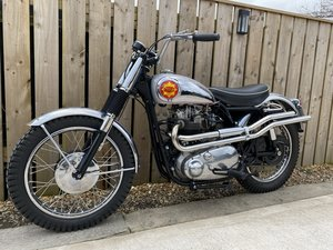 Picture of 1962 BSA SPITFIRE SCRAMBLER RECREATION ACE BIKE PX TRIALS For Sale