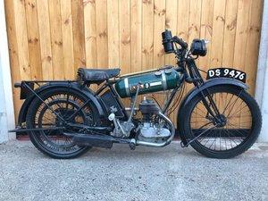 BSA 1926 ROUND TANK LOVELY BIKE ALL ROUND RUNS MINT! PX