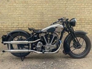 1936 BSA Y13 750cc