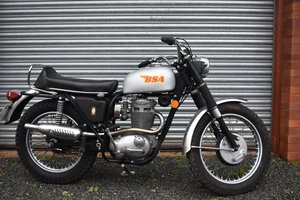 1969 BSA Victor 441cc 06/05/20 SOLD by Auction