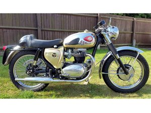 1965 BSA A65 Clubman replica 06/05/20 SOLD by Auction
