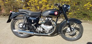 1957 BSA A7 06/05/20 SOLD by Auction