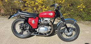 1967 BSA Hornet West Coast SOLD by Auction