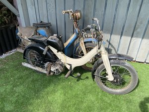 1950 BSA DANDYS X 2 BARGAIN CLASSIC RESTORATION PROJECTS TO CLEAR