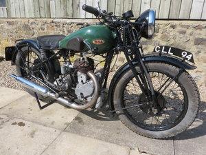 1936 BSA W6 500cc