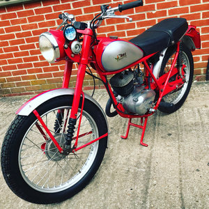 Picture of 1957 1955 BSA Bantam D3  For Sale