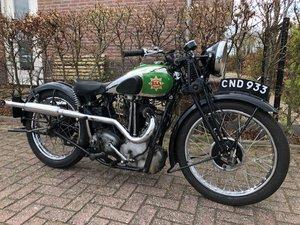 BSA R5 EMPIRE STAR 1936 For Sale