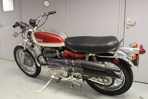 1972 Rare Firebird Scrambler 650cc