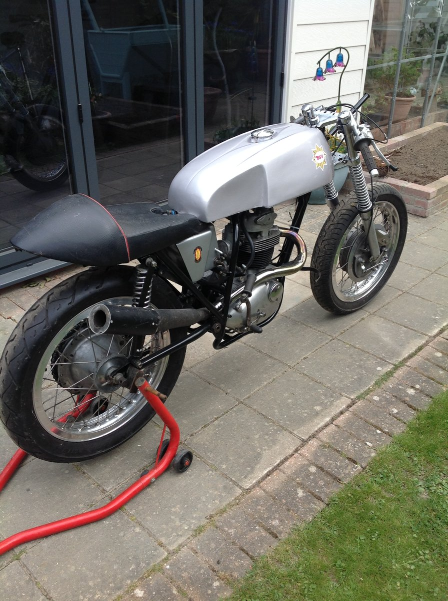 1967 BSA B40 junior to replica For Sale (picture 3 of 6)