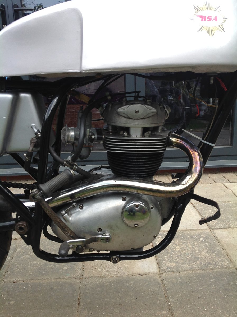 1967 BSA B40 junior to replica For Sale (picture 6 of 6)