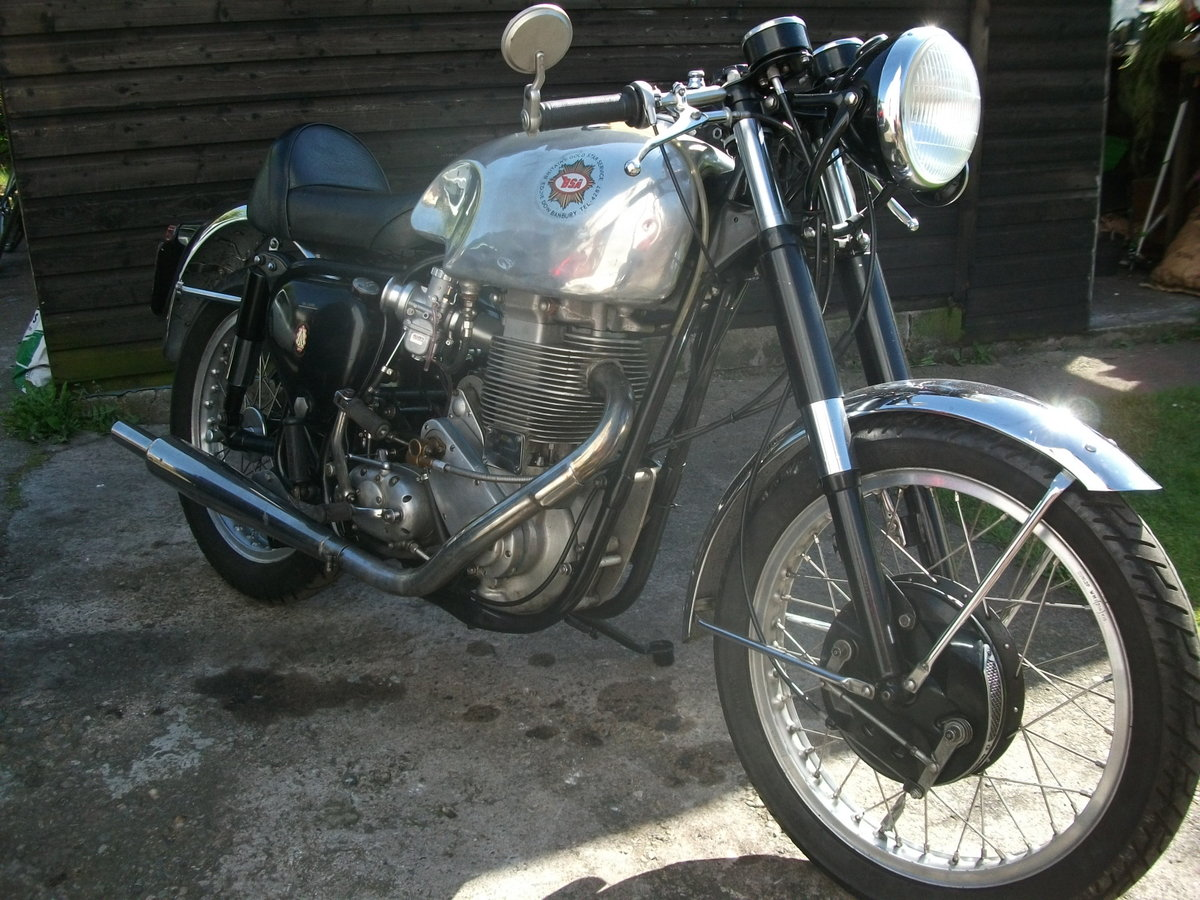 1959 BSA DBD34 604cc Gold Star For Sale (picture 6 of 6)
