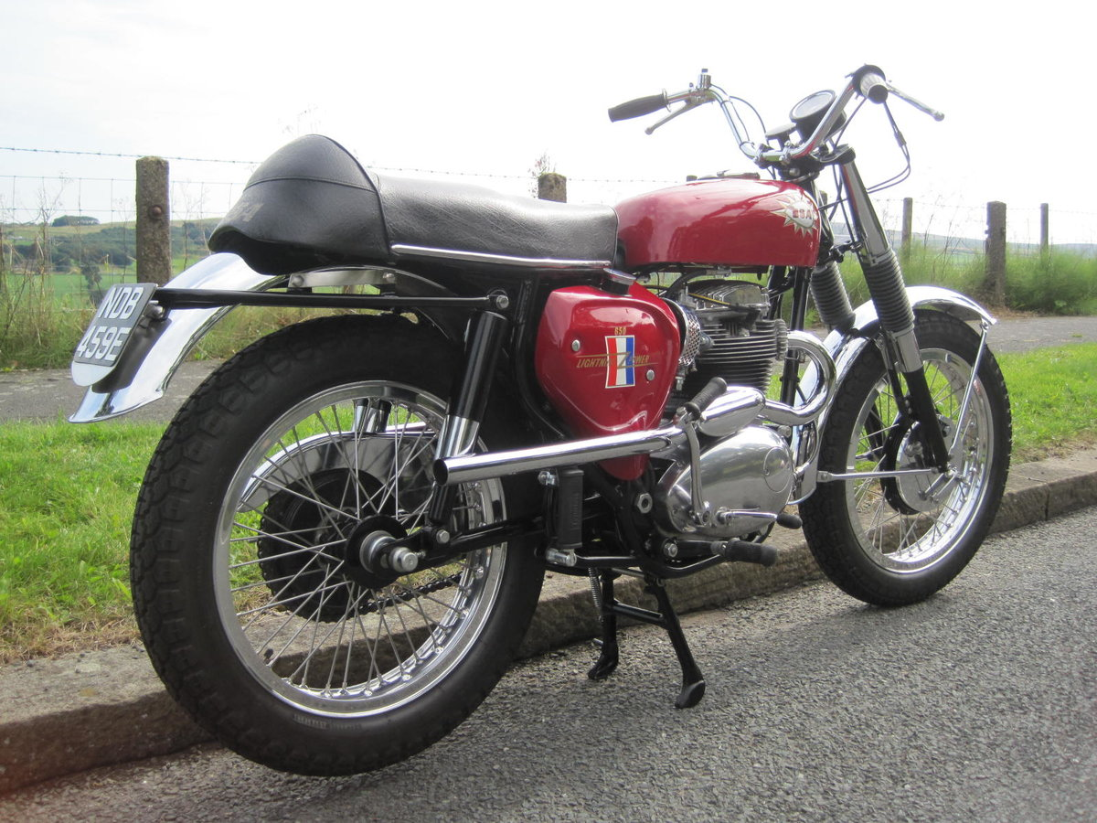 1967 BSA Hornet 650, Show Winning Bike-Outstanding For Sale (picture 5 of 6)