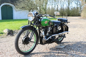 BSA Empire Star M23 500 cc