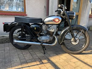 1961 BSA D7 Bantam Super