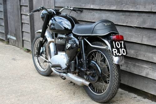 1963 BSA 650cc  SOLD (picture 1 of 6)