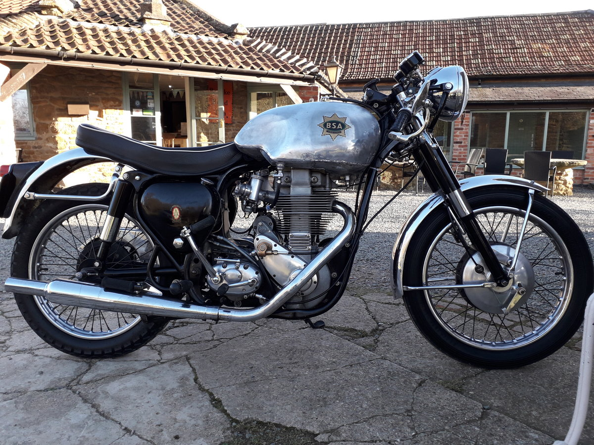 1964 BSA Goldstar 350cc For Sale (picture 1 of 5)