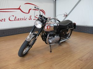 1954 BSA Road Rocket A10 650cc