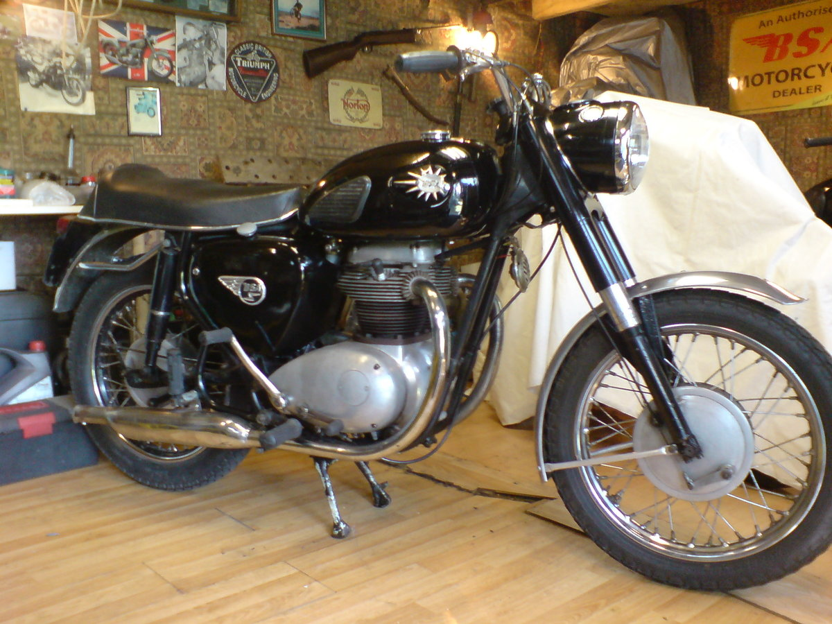 1963 BSA 650cc  SOLD (picture 4 of 6)