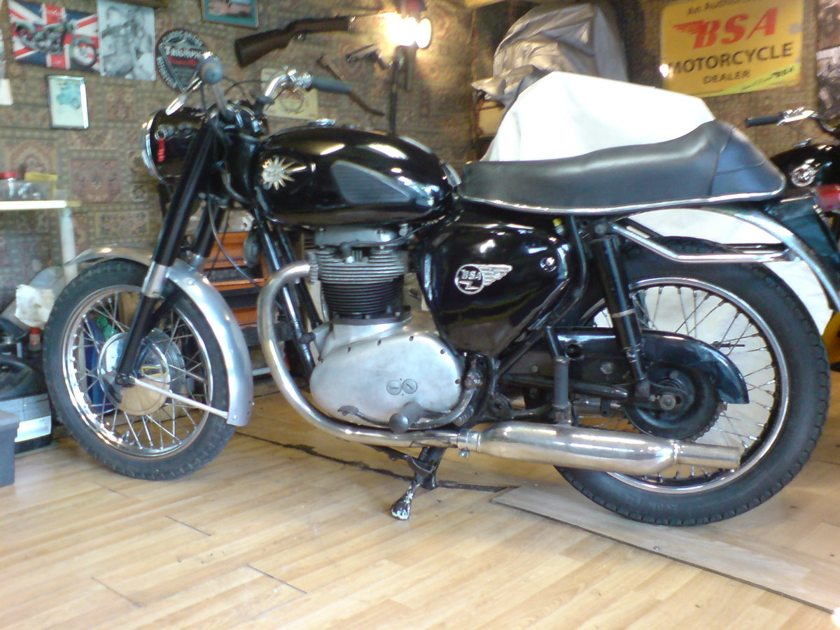 1963 BSA 650cc  SOLD (picture 5 of 6)
