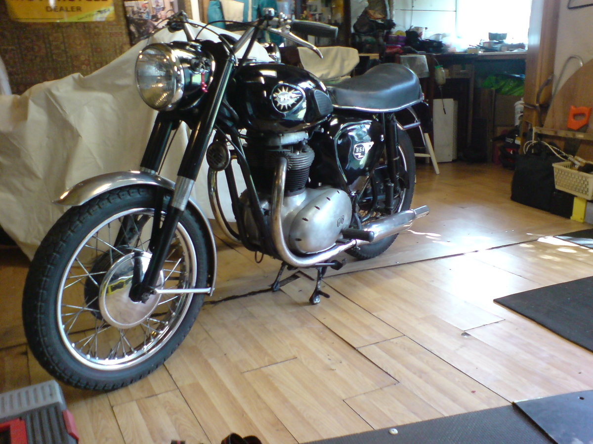 1963 BSA 650cc  SOLD (picture 6 of 6)