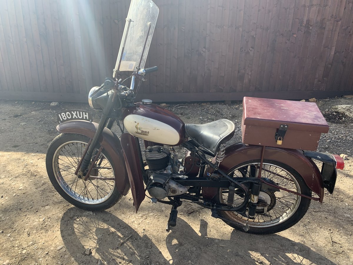 1954 BSA Bantam For Sale (picture 1 of 5)
