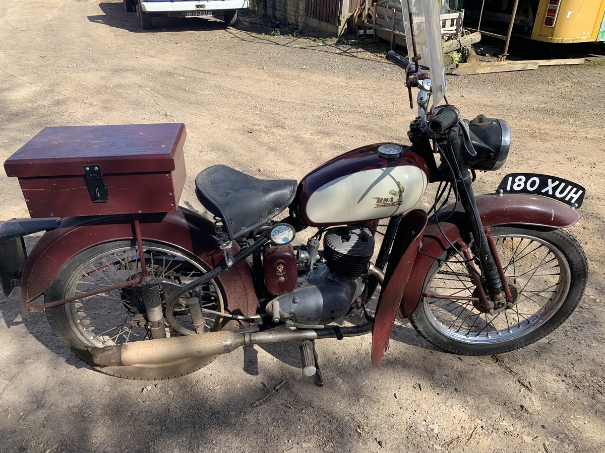 1954 BSA Bantam For Sale (picture 2 of 5)
